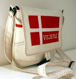 Tasche aus Segel