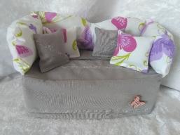 Taschentücher hübsch verpackt