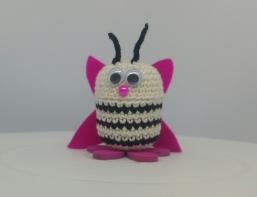 Ü-Ei Kapsel  Schmetterling
