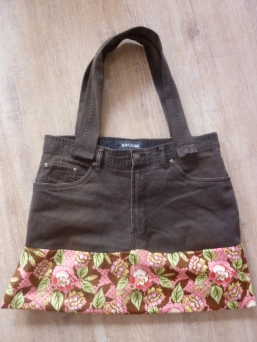 Upcycling - Tasche