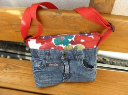 Upcycling Jeanshose