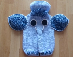 Wärmflasche Elefant