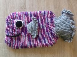 Wärmflasche Fisch