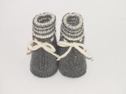 Warme Schuhe für kleine Füße