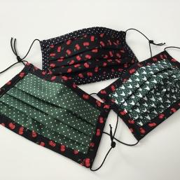 Weihnachtsmasken