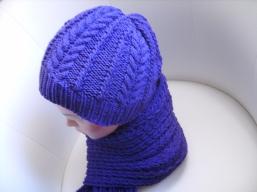 Wunsch-Mütze und Schal