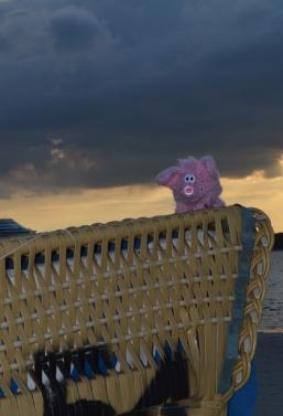 Schmidie geht auf Reisen