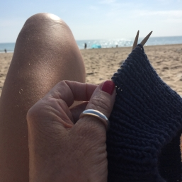 Stricken am Strand ?