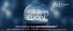 Badventsmarkt 2019 in Stuttgart