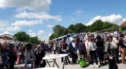 Holländischer Stoffmarkt 2017