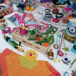 Markt der Kostbarkeiten in Flintsbach