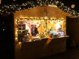 Weihnachtsmarkt Schloss Benrath, Benrather 2017