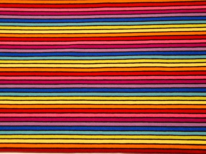 Kleinesbild - Loop/Schlauchschal  Regenbogebfarben unser Bestseller!