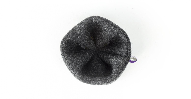 Kleinesbild - lamello Starfish Merino Filz Design Aufbewahren Präsentieren Organisieren Schützen #violett