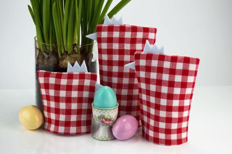 - Eierwärmer-Set HÜHNERFAMILIE 3er-Set ♡ rot-weiß-karierte Baumwolle ♡ auch eine tolle Dekoration ♡ nicht nur für Ostern - Eierwärmer-Set HÜHNERFAMILIE 3er-Set ♡ rot-weiß-karierte Baumwolle ♡ auch eine tolle Dekoration ♡ nicht nur für Ostern