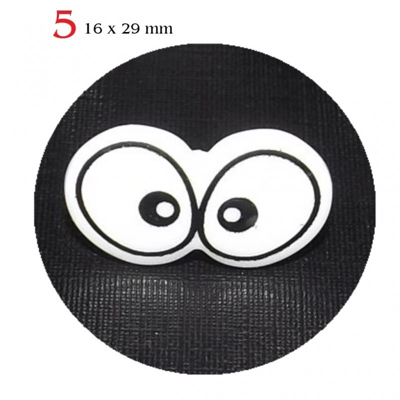 - Teddy-Augen Sicherheitsaugen Plüschtieraugen Comic-Augen Kuscheltier  - Teddy-Augen Sicherheitsaugen Plüschtieraugen Comic-Augen Kuscheltier
