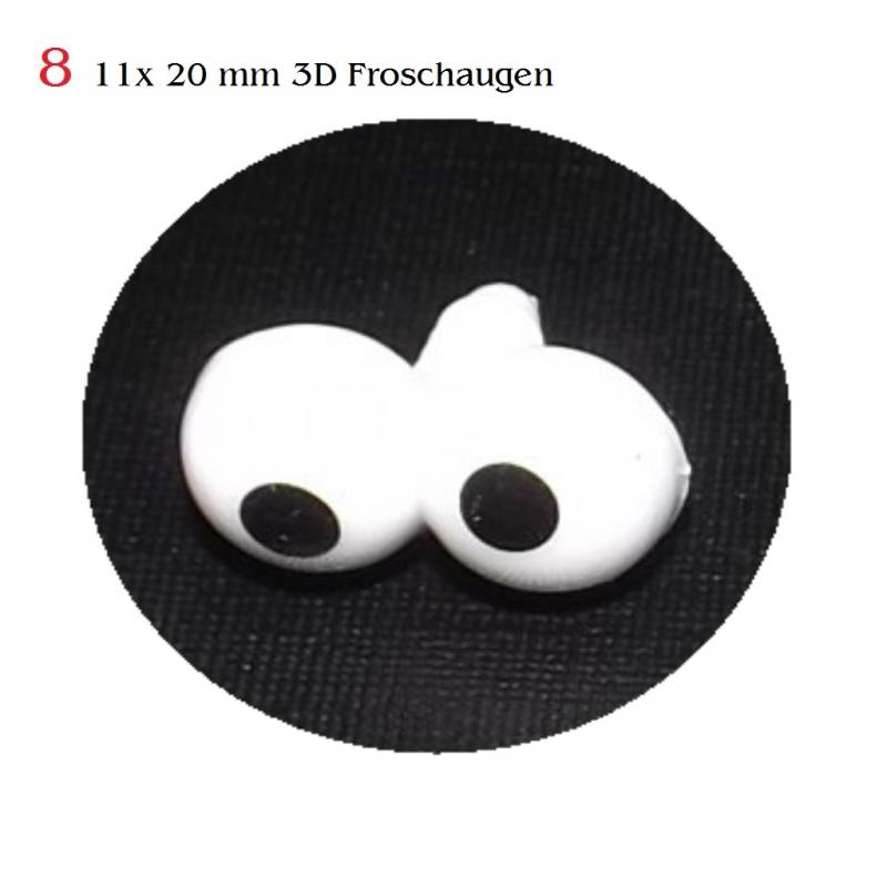 - Teddy-Augen Sicherheitsaugen Plüschtieraugen Comic-Augen Kuscheltier Froschaugen 3D - Teddy-Augen Sicherheitsaugen Plüschtieraugen Comic-Augen Kuscheltier Froschaugen 3D