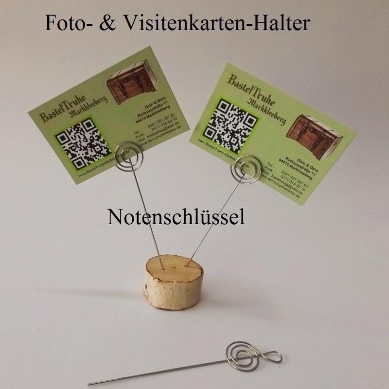 - Kartenhalter Fotohalter Notiz-Zettelhalter 3er-Pack, in 3 Motiven  - Kartenhalter Fotohalter Notiz-Zettelhalter 3er-Pack, in 3 Motiven