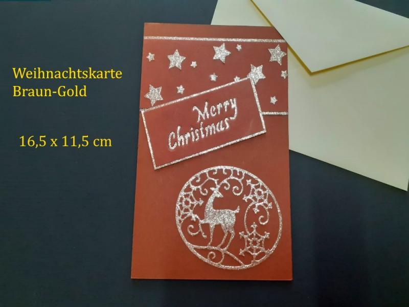 Kleinesbild - Weihnachtskarte