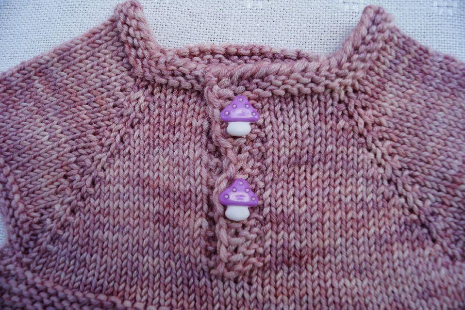 Kleinesbild - Babykleid, Größe 0 - 3 Monate
