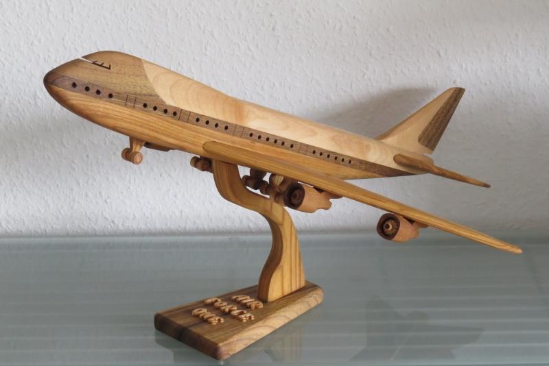 - Flugzeug Air Force One Flieger Modellflugzeug Passagierflugzeug Modell mit Ständer sehr groß - Flugzeug Air Force One Flieger Modellflugzeug Passagierflugzeug Modell mit Ständer sehr groß