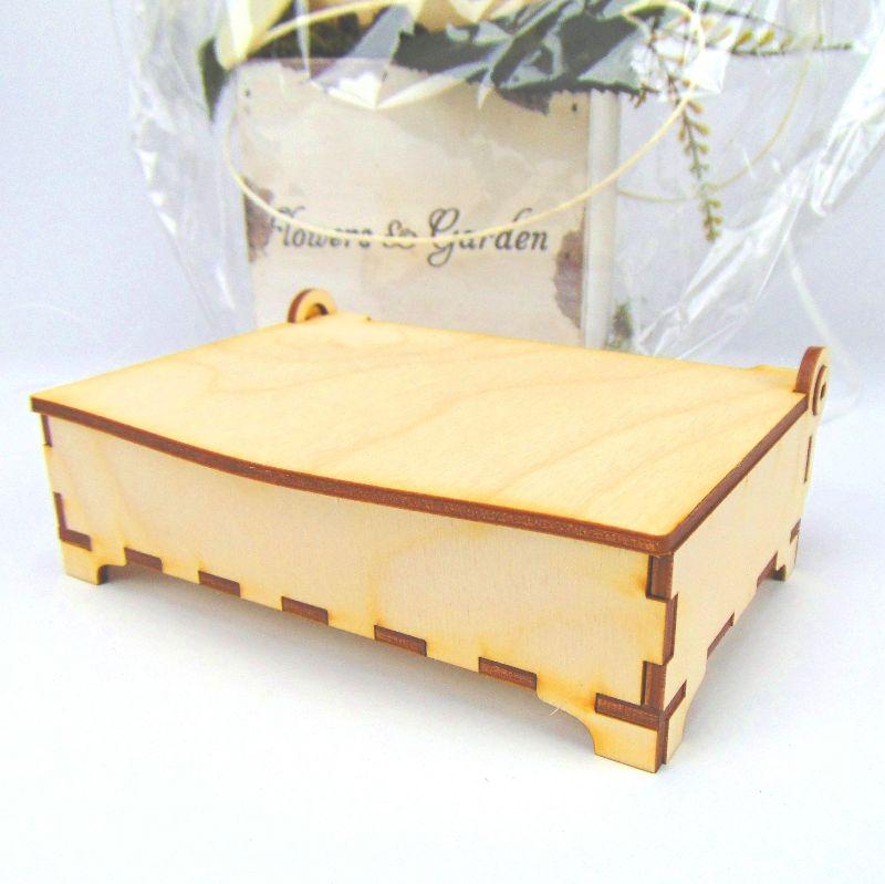 Kleinesbild - Gutschein oder Geldgeschenk zur Taufe, lustiger Spruch, bleibendes Geschenk, Personalisiert, aus Holz