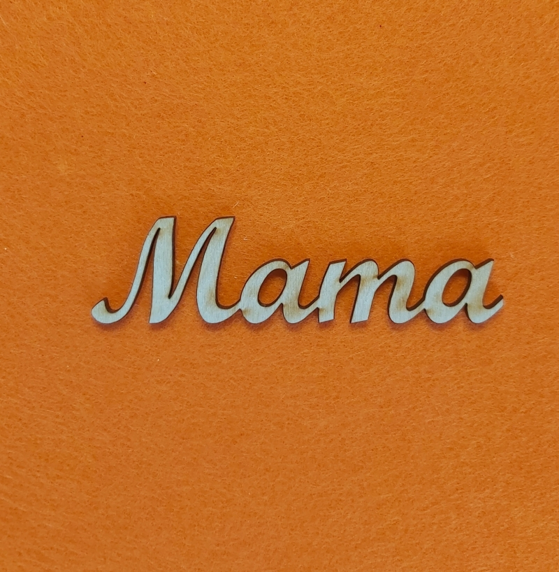 - Schriftzug ★ Mama ★ Schriftzug für Türen, Schriftzug für Geschenke, Muttertag - Schriftzug ★ Mama ★ Schriftzug für Türen, Schriftzug für Geschenke, Muttertag