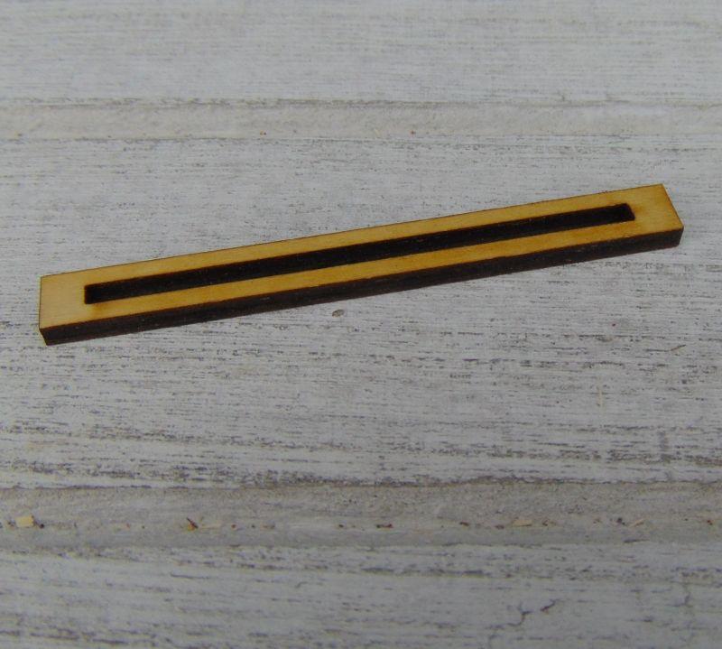 Kleinesbild - Geld- oder Gutscheingeschenkset ★ Van Wohnmobil aus Holz mit Aufschrift