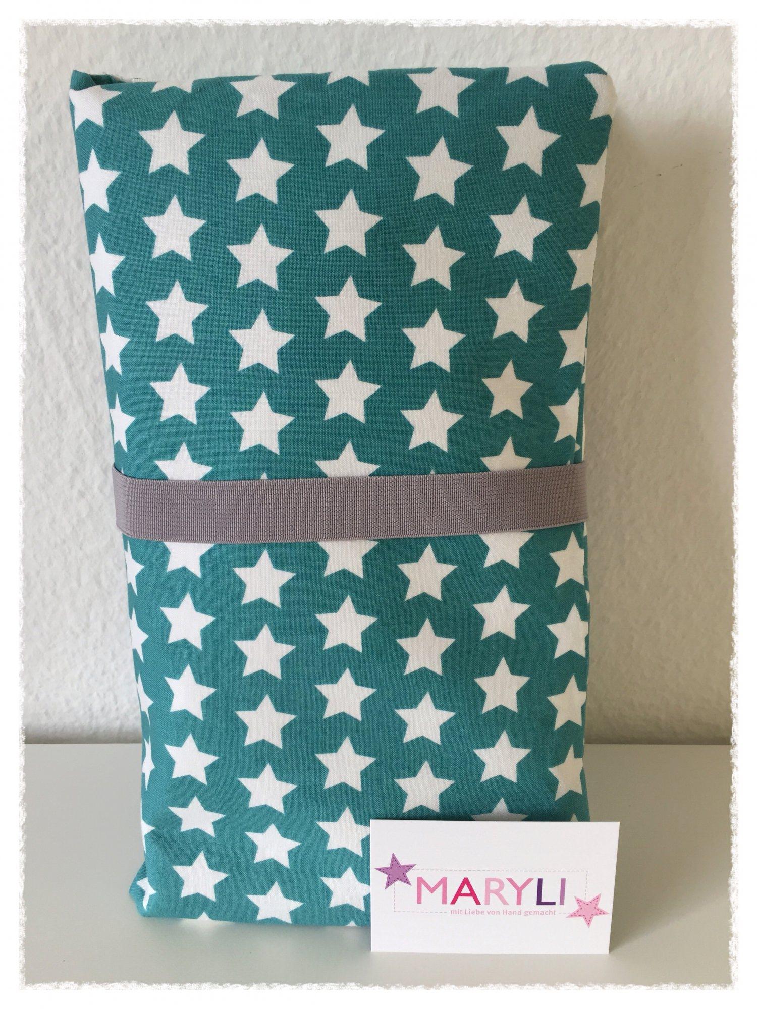 - Wickeltasche mit Sternen - Wickeltasche mit Sternen