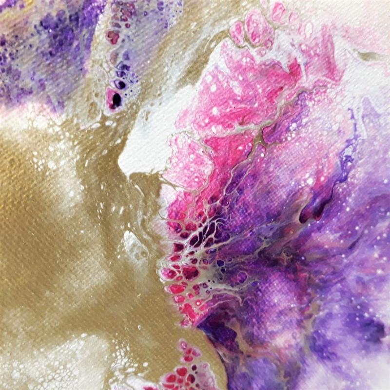 Kleinesbild - Acrylpouring ☆Abstrakt☆ handgefertigte Unikate made by Multiherz©*
