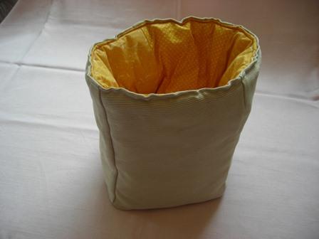 Kleinesbild - Stoffkorb, Utensilio, Aufbewahrungsbox, Geschenkverpackung, Deko  vielseitig verwendbar