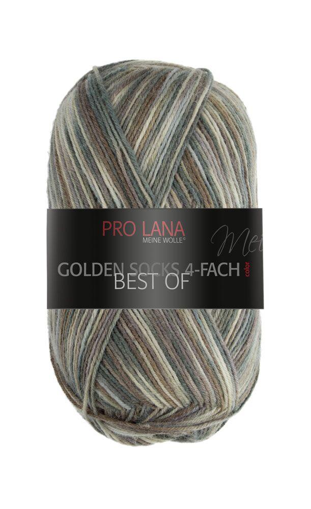 - Sockenwolle Pro Lana Golden Socks Best off 910 - Sockenwolle Pro Lana Golden Socks Best off 910