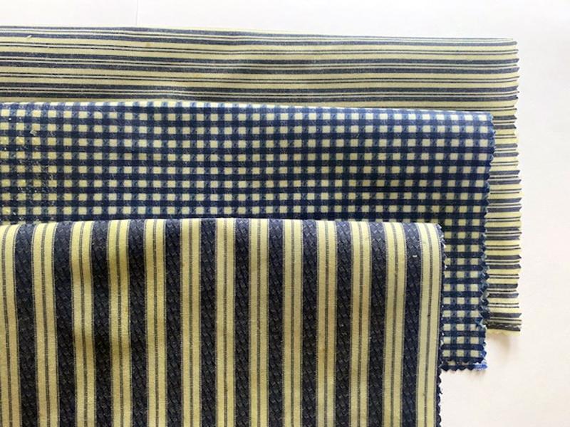Kleinesbild - 3_Bienenwachstücher_aus_Bio-Baumwolle_35x35_30x30_und_28x28cm_Blau-Weiß
