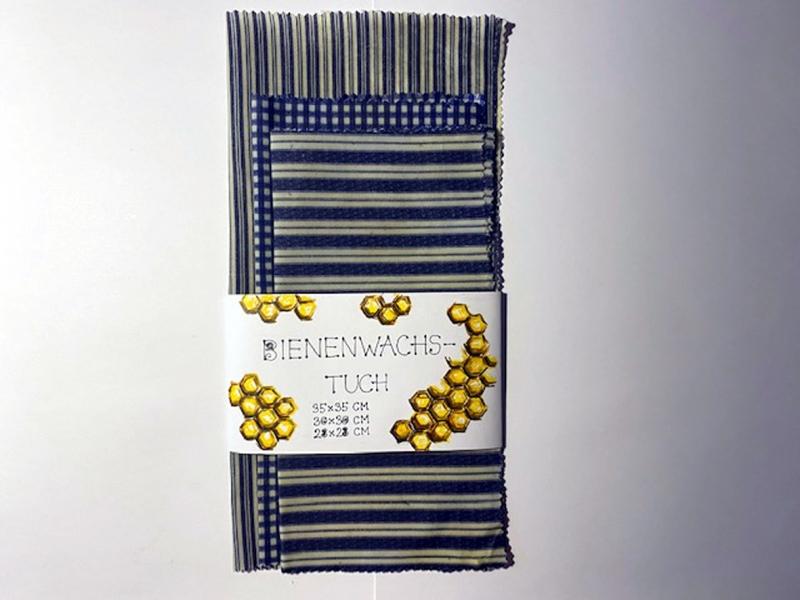 - 3_Bienenwachstücher_aus_Bio-Baumwolle_35x35_30x30_und_28x28cm_Blau-Weiß - 3_Bienenwachstücher_aus_Bio-Baumwolle_35x35_30x30_und_28x28cm_Blau-Weiß