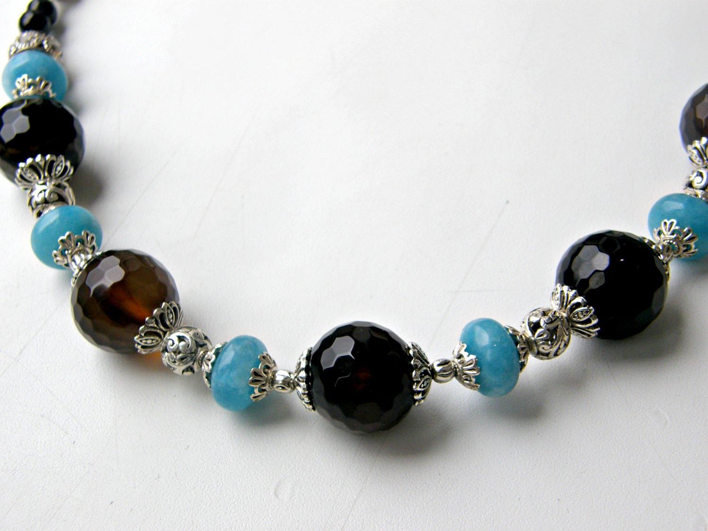 Kleinesbild - Halskette Blaue Schildkröte