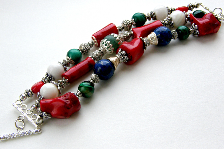 -  Armband Tibet  -  Armband Tibet