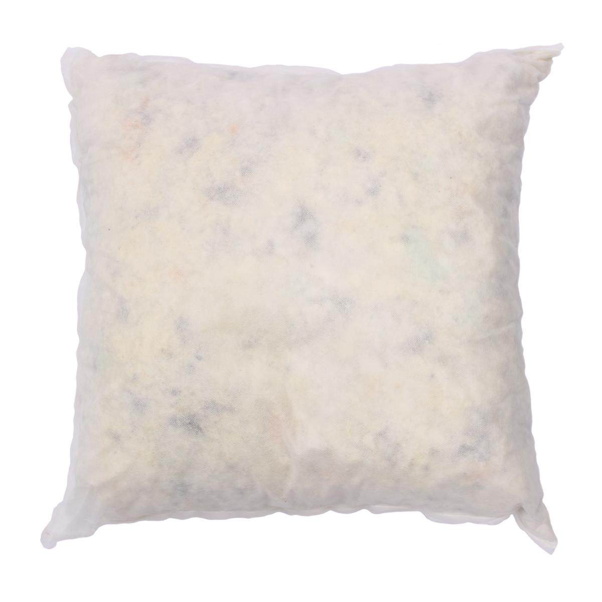 Kleinesbild - Kissenfüllung Deko Couch Sofakissen Schaumstoff Flocken quadratisch in 4 Größen