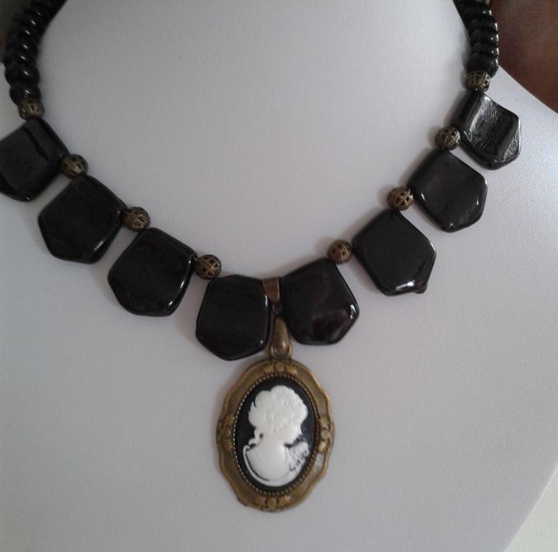 Groß Packung von Bronze Schwarz Perlen für die Schmuckherstellung Verkauft