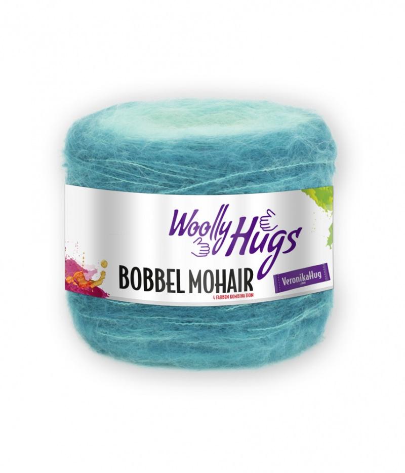 - Woolly Hugs Bobbel Mohair Farbe 06 Farbverlauf 150g/Stück - Woolly Hugs Bobbel Mohair Farbe 06 Farbverlauf 150g/Stück