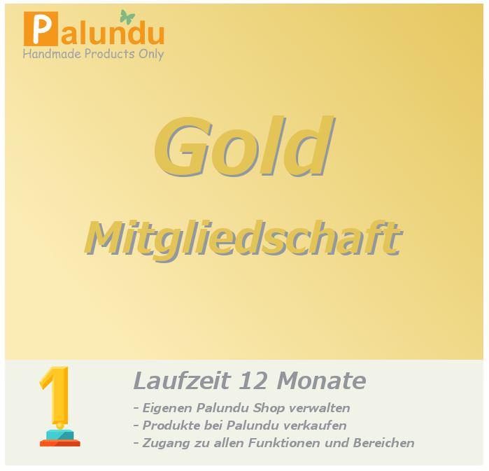 - Palundu Premium Mitgliedschaft Gold Laufzeit 12 Monate - Palundu Premium Mitgliedschaft Gold Laufzeit 12 Monate