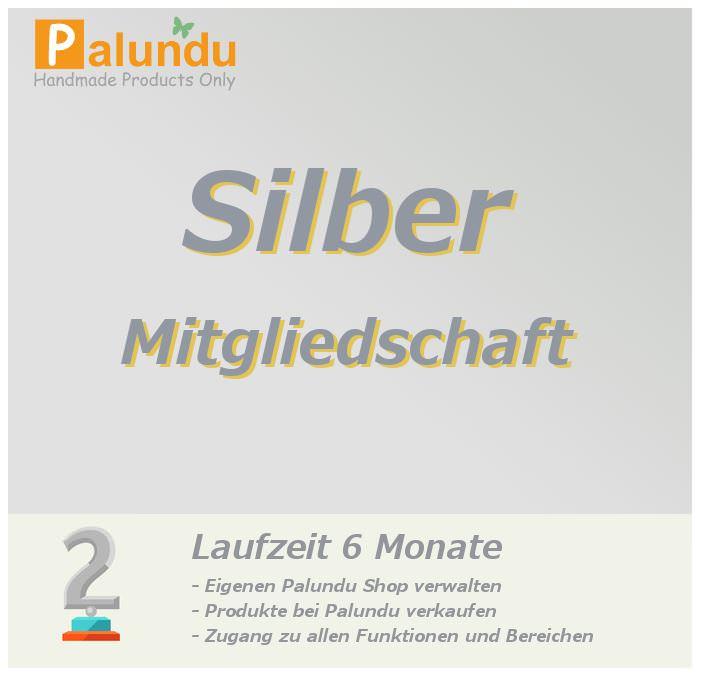 - Palundu Premium Mitgliedschaft Silber Laufzeit 6 Monate - Palundu Premium Mitgliedschaft Silber Laufzeit 6 Monate