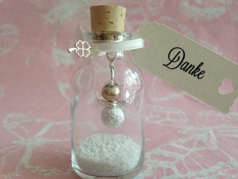 - Schutzengel im Glas Gastgeschenk Taufe Hochzeit  - Schutzengel im Glas Gastgeschenk Taufe Hochzeit