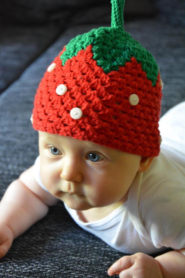 Kleinesbild - Baby Mütze