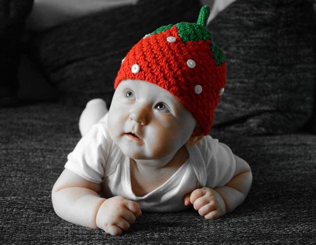 - Baby Mütze  - Baby Mütze