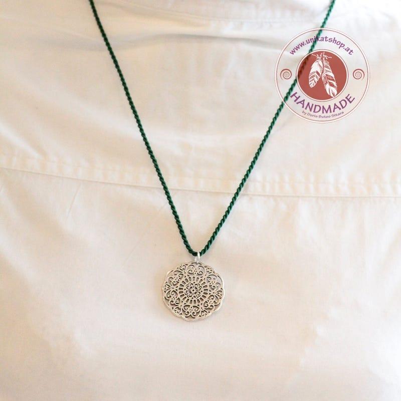 Kleinesbild - Mandala Herzchakra