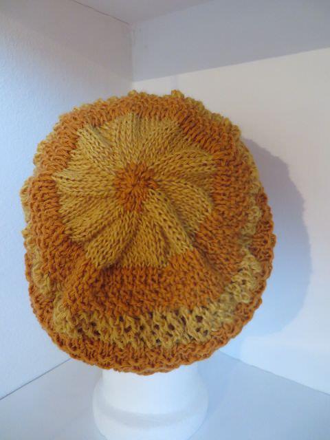 Kleinesbild - Mütze im Mustermix