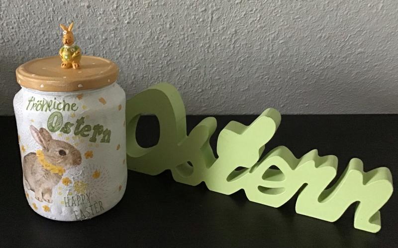 - Ostern ♥  Bonboniere ♥ Osterhase ♥ upcycling ♥ Unikat    - Ostern ♥  Bonboniere ♥ Osterhase ♥ upcycling ♥ Unikat