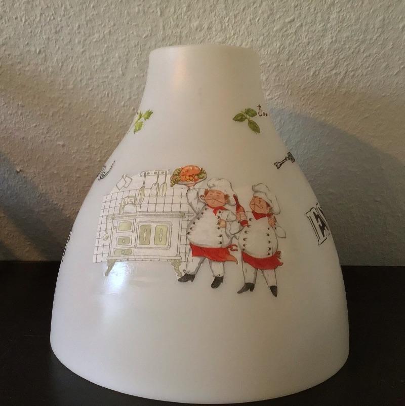 - Küchenlampe ♥ Deckenlampe ♥️ Einzigartig ♥️ Geschenk ♥ Vintage ♥ Unikat  - Köche - Küchenlampe ♥ Deckenlampe ♥️ Einzigartig ♥️ Geschenk ♥ Vintage ♥ Unikat  - Köche