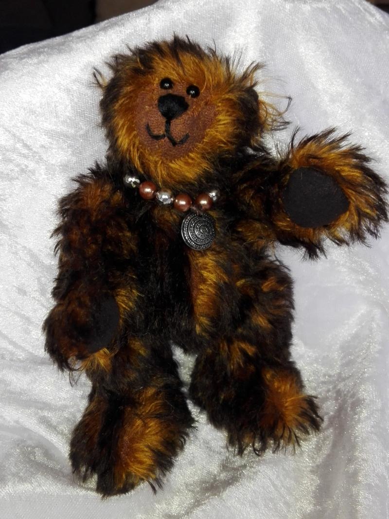 Kleinesbild - Kleiner Teddy Michelle