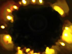 Kleinesbild - Naturkranz mit Lichterkette, 32cm